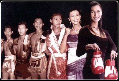 ancien boxeur ladyboy en thailande