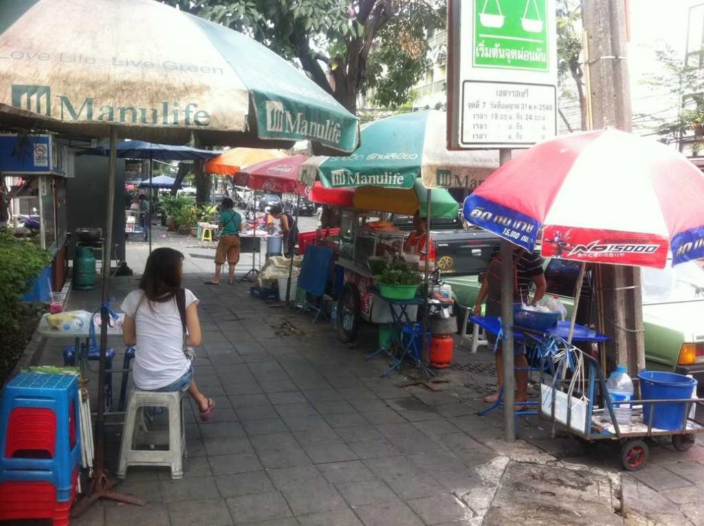 vivre à bangkok
