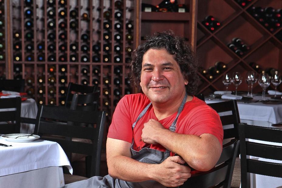 chef de la gastronomie au Pérou