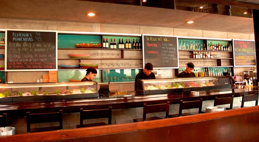 restaurant ou gouter à la gastronomie du pérou
