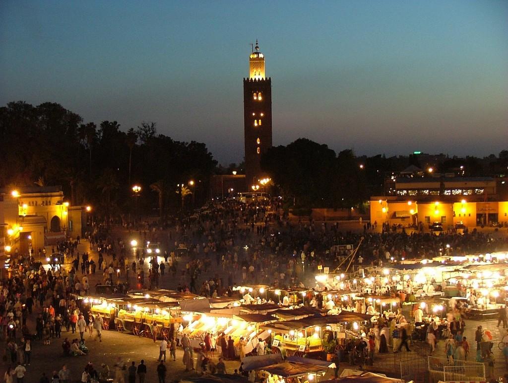 moment d'une vie a marrakech