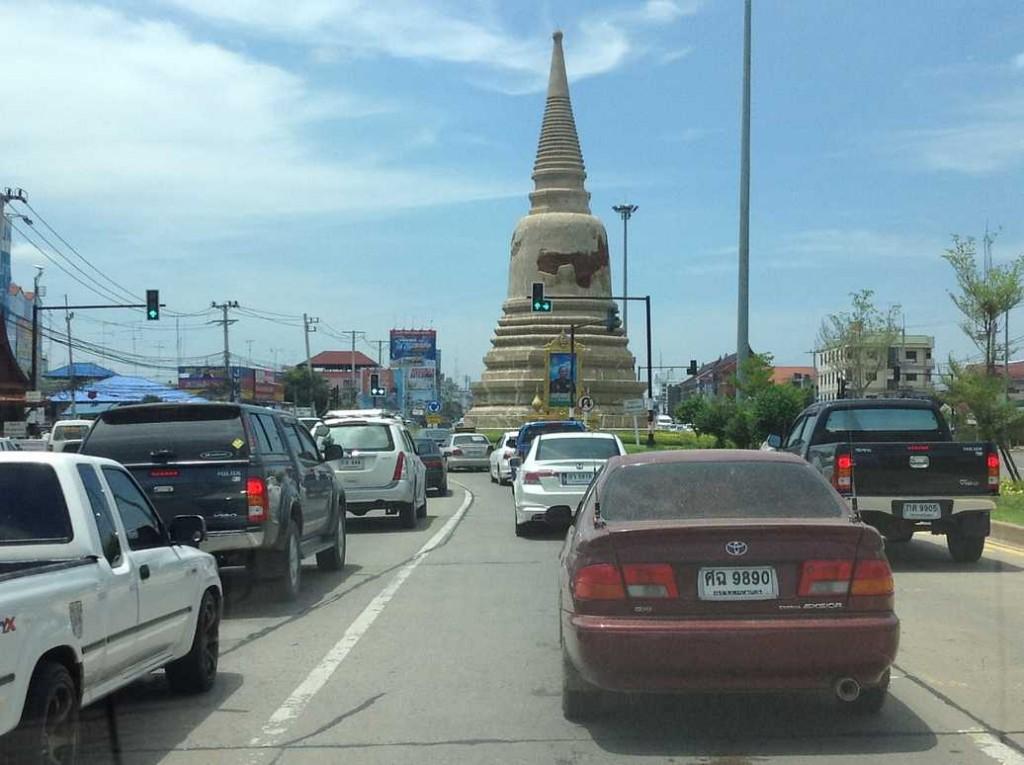 conduire thailande