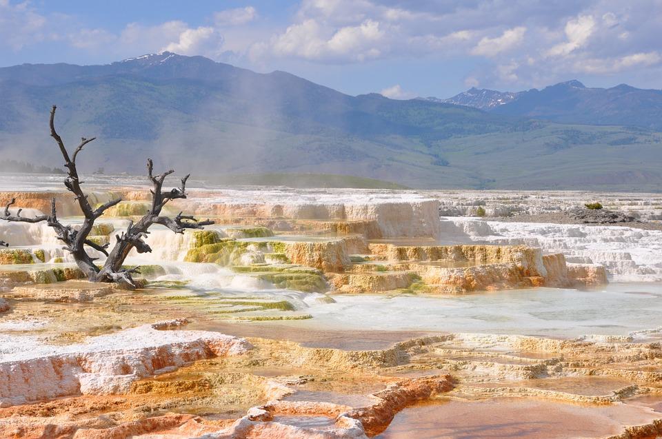 USA une destination unique pour les amateurs de paysage naturel