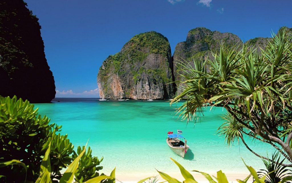 guide thailande plage