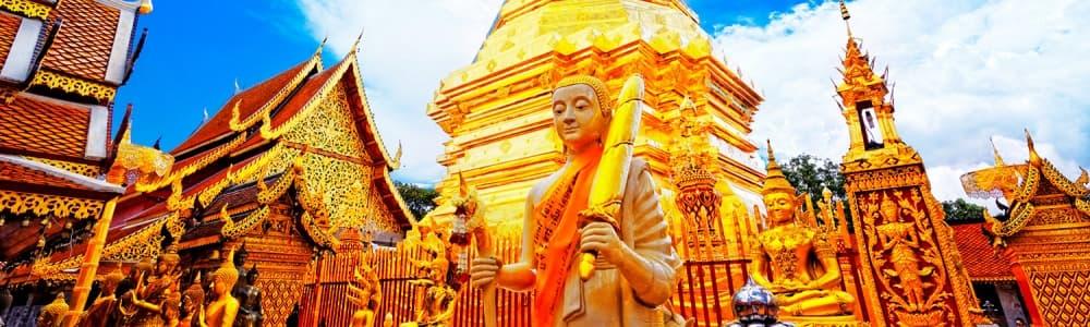 Partir en Thaïlande pour des moments festifs